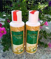 2 x 200 ml Aloe Vera Schampoo   Ayurveda - Omega Shampoo