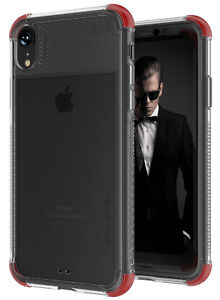 For Apple iPhone XR Case | Ghostek COVERT Slim Thin Clear Soft Silicone Cover