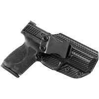 IWB Concealed Carry Kydex Holster fits Smith & Wesson MP9, MP40 (Incl. M2.0)