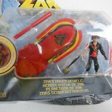BANDAI 41585 Zak Storm Hover Vehicle and Coin *NEW*