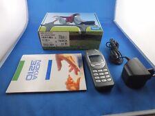 100% Original Nokia 3210 Grau Handy GREY ABSOLUT Neu OVP Kult Phone m Ladegerät