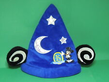 Mickey Wizard Fantasia Hat Magical 15 years anniversary Disneyland Paris Disney