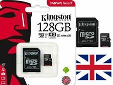Kingston (SDCS/128GB) Micro SD Card