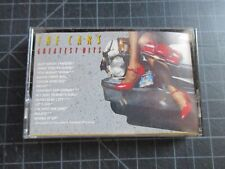 THE CARS GREATEST HITS CASSETTE 1985 TESTED