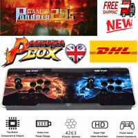 UK Pandora's Box 20S 3D Game Stick Arcade Console Machine HD Video 4263 Games