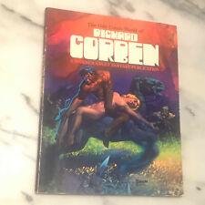 Odd Comic World of Richard Corben - 1977 First Edition Warren Book RARE UNREAD!