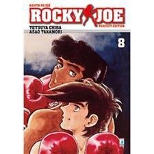 ROCKY JOE PERFECT EDITION 8 - MANGA STAR COMICS - NUOVO