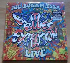 Joe Bonamassa – British Blues Explosion Live - 3 LP Vinile Nero Nuovo MP3