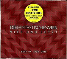 Die Fantastischen Vier - Vier Und Jetzt - Best of 1990-2015 - CD - Neuwertig -