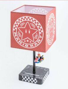 "NEW Nintendo Super Mario Kart Lamp Light 14"" Cool"