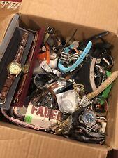39 Lbs Watch Lot Resale Wristwatch Box Variety Bundle Lbs Watches