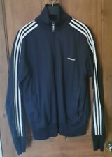 Adidas originals jacket XL vintage retro 80s casuals mens tracksuit zip up top