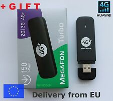 Huawei E3372 4G LTE 3G HiLink USB Mobile Broadband Dongle Modem Unlocked