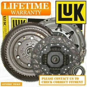 FOR PEUGEOT 308 1.6HDI LUK DMF FLYWHEEL & CLUTCH 109 09/07- HATCH 9HZ DV6TED4