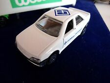 MAJORETTE Peugeot 405 MI16 MajoPub Lyon Bank GROßARTIG