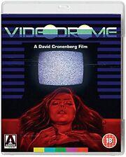 VIDEODROME - Blu Ray Disc -