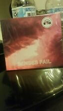 Senses Fail - Pull The Thorns From Your Heart (2015 CD) New & Sealed
