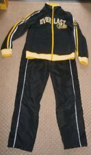 NEW EVERLAST Top & Trousers Size S Black