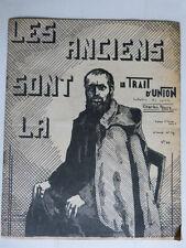 Le trait-d'union Bulletin du cercle Charles Peguy 1938