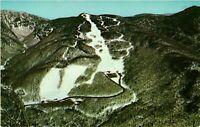 Vintage Postcard - Aerial View Spruce Peak Ski Area Stowe Vermont VT #893