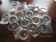 3D Pen Printer Filament  PLA Filament Pack of 20 Different Colors
