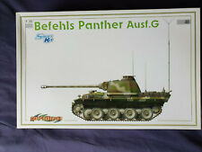 Cyber Hobby 1/35 Befehls Panther Ausf. G 6551 Sealed c/w Accessories & Decals