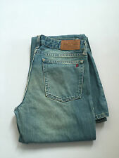 REPLAY W 435 Women's Jeans Blue W27 L32 Flared Cotton Mint Condition **