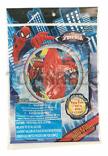 """CHARACTER BEACH BALL! SPIDER-MAN BOYS KIDS WATER SWIMMING TOY 20"""" NEW"""