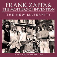Frank Zappa & The Mothers of Invention : The New Maternity: VPRO Radio Piknik