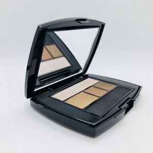Lancome Color Design Eyeshadow Palette 103 GOLDEN FRENZY Travel Mini