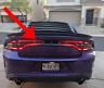 NEW! Dodge Charger Taillight Accent Decal 2015+ Hellcat Scat Pack Mopar SRT SXT