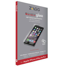 Zagg Invisible Shield Tempered Glass Screen Protector for iPhone 7 Plus 8 Plus