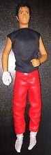 1984 Michael Jackson Superstar of the 80's Thriller LJN Doll Glove