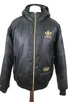 ADIDAS Chile62 Black Insulated Jacket size M
