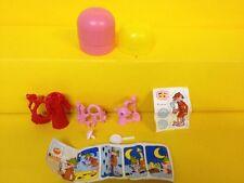 Pink Panther noch am Steg im Original Ei  mit BPZ