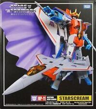 Transformers Masterpiece MP-11 Starscream G1 Action Figures