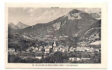 st-julien-en-beauchêne  vue générale