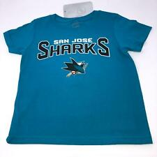 NWT San Jose Sharks Pavelski #8 Toddler Kids Sharks Hockey T-Shirt 3T