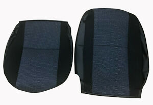 Sprinter van w906 MERCEDES Benz Dodge front seat cover upholstery 2007-19 blue