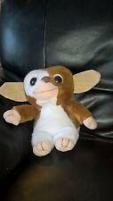 Vintage Gremlins Gizmo cuddly soft toyplush teddy collectable retro