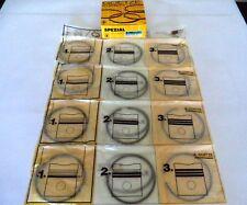 SERIE FASCE GOETZE SP 5085/4 BMW 318 - 320/i 2000/CS 2002 fino al 1972 diam.89
