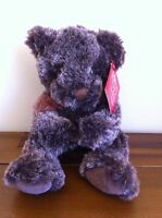 RUSS Teddy Bear Two Toned Dark Brown Called Callisto Md