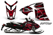 Ski-Doo Rev XR Decal Graphic Kit Sled Snowmobile Sticker Wrap 2013+ NIGHTWOLF R