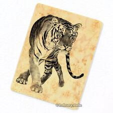 Tiger #2 Deco Magnet, Decorative Fridge Refrigerator Big Cat Wild Animal Decor