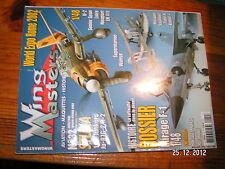 Wing Masters n°32 Supermarine Walrus Dossier Mirage F-1 Stuka LN 411 U-2
