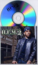 LLOYD BANKS Hunger For More 2 Clean Edits UK 13-trk promo test CD Akon
