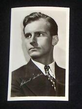 Helmut Dantine 1940's 1950's Actor's Penny Arcade Photo Card Postcard