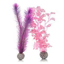 Reef One Biorb Medium Pink Kelp Plants for Aquariums 0822728006016