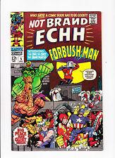 "Not Brand Echh  No.5   :: 1967 ::   :: ""Forbush-Man"" ::"