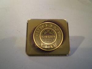 Colorado Rockies Inaugural year 1993 collectible pin